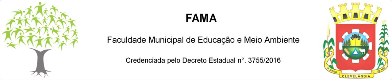 Faculdade Municipal de Educação e Meio Ambiente - FAMA